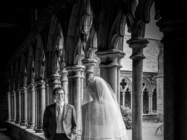 Le mariage de Victor et Isabelle à Tréguier, Côtes d'Armor 43
