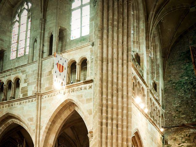 Le mariage de Victor et Isabelle à Tréguier, Côtes d'Armor 57