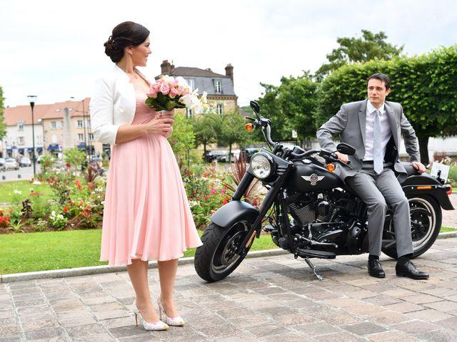 Le mariage de Julien et Anne-Laure à Saint-Cloud, Hauts-de-Seine 5