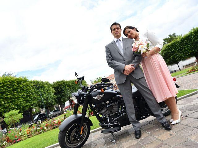 Le mariage de Julien et Anne-Laure à Saint-Cloud, Hauts-de-Seine 6