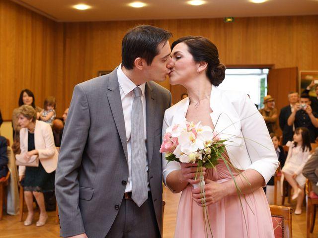Le mariage de Julien et Anne-Laure à Saint-Cloud, Hauts-de-Seine 12