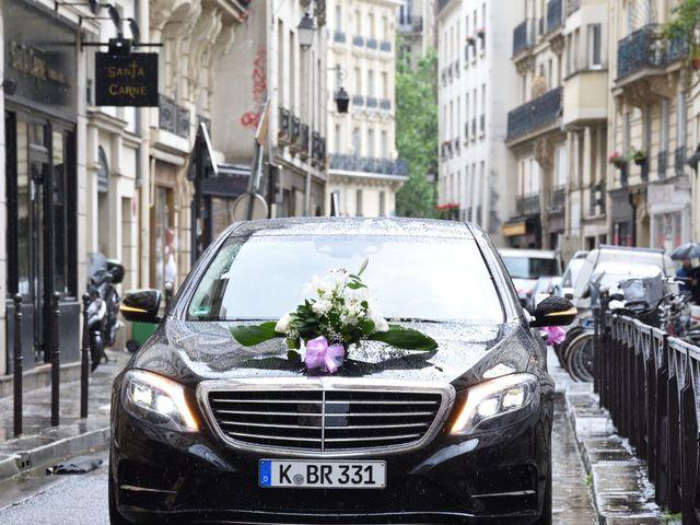 Le mariage de Julien et Anne-Laure à Saint-Cloud, Hauts-de-Seine 26