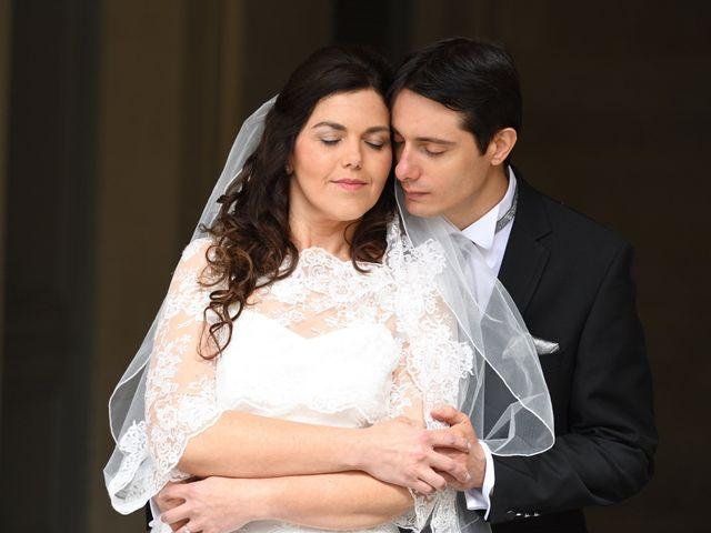 Le mariage de Julien et Anne-Laure à Saint-Cloud, Hauts-de-Seine 74