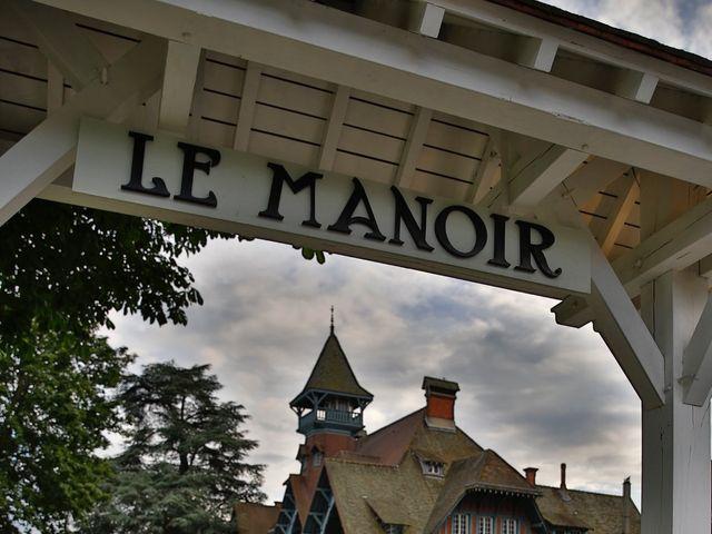 Le mariage de Julien et Anne-Laure à Saint-Cloud, Hauts-de-Seine 94