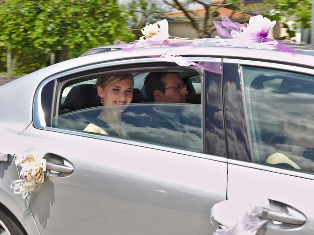Le mariage de Bastien et Caroline à Sury-le-Comtal, Loire 12