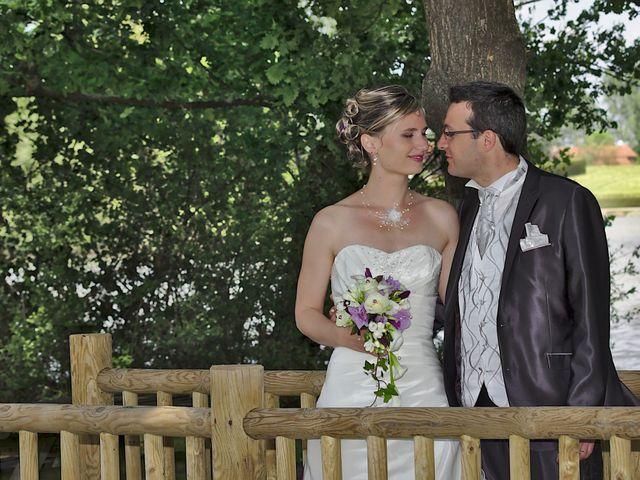 Le mariage de Bastien et Caroline à Sury-le-Comtal, Loire 14