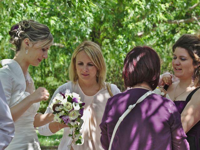 Le mariage de Bastien et Caroline à Sury-le-Comtal, Loire 19