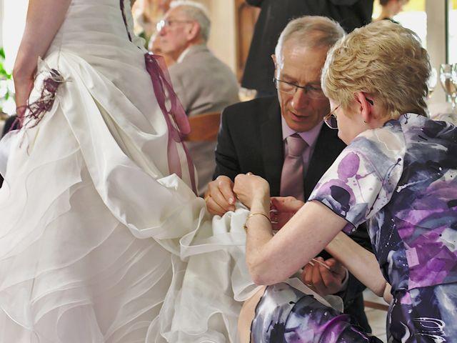 Le mariage de Bastien et Caroline à Sury-le-Comtal, Loire 20