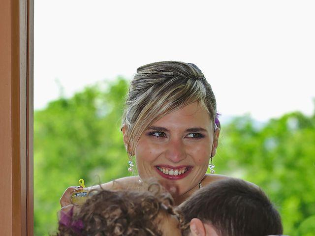 Le mariage de Bastien et Caroline à Sury-le-Comtal, Loire 21