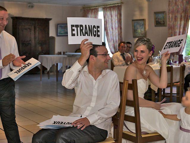 Le mariage de Bastien et Caroline à Sury-le-Comtal, Loire 32