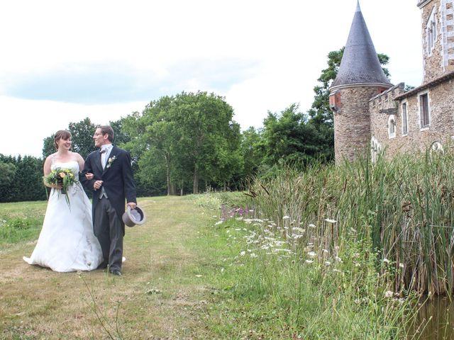 Le mariage de Raelynn et Guillaume
