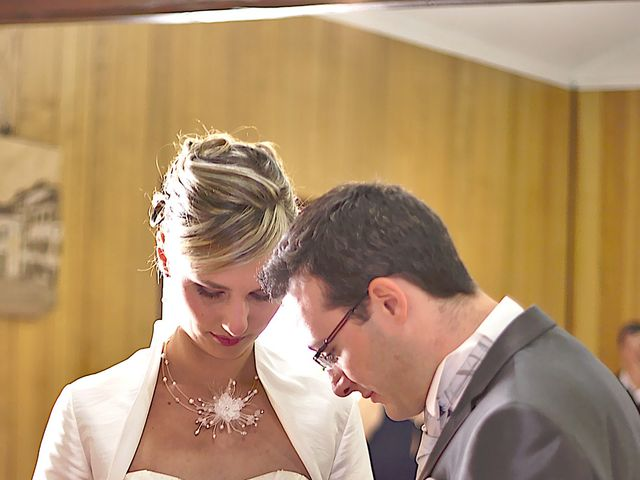 Le mariage de Bastien et Caroline à Sury-le-Comtal, Loire 5