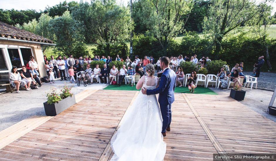 Le mariage de Joel et Jennifer à Rabastens, Tarn
