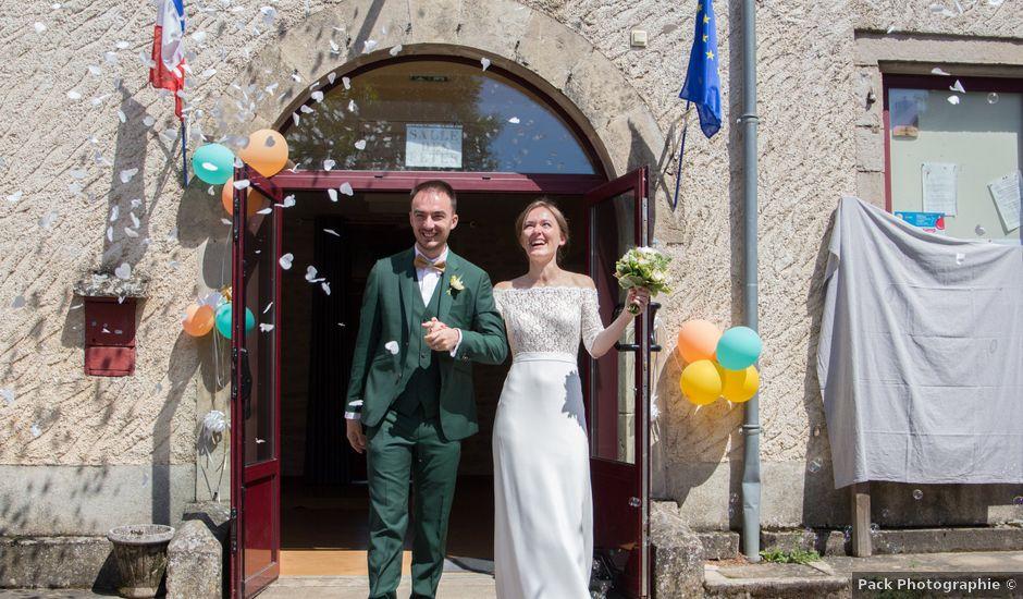 Le mariage de Nicolas et Gaelle à Vidaillac, Lot