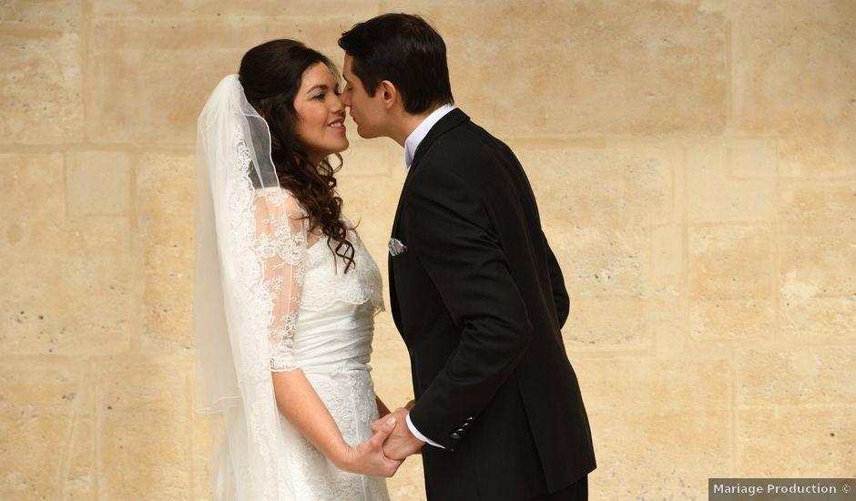 Le mariage de Julien et Anne-Laure à Saint-Cloud, Hauts-de-Seine