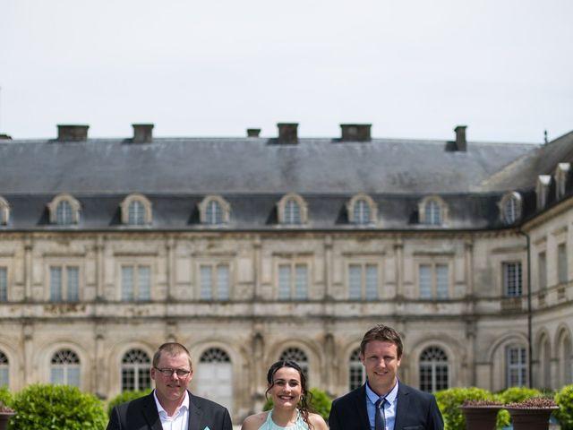 Le mariage de Etienne et Nathalie à Champlitte-la-Ville, Haute-Saône 4