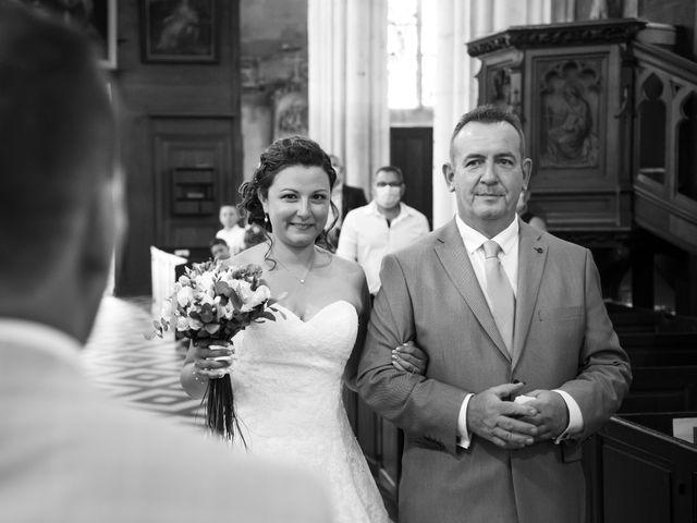 Le mariage de Victor et Elodie à Saint-Omer-en-Chaussée, Oise 18