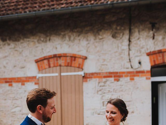 Le mariage de Michael et Victoria-Lynn à Guignicourt, Aisne 21