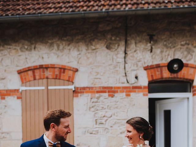 Le mariage de Michael et Victoria-Lynn à Guignicourt, Aisne 22