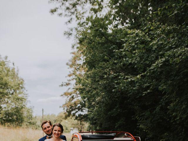 Le mariage de Michael et Victoria-Lynn à Guignicourt, Aisne 23