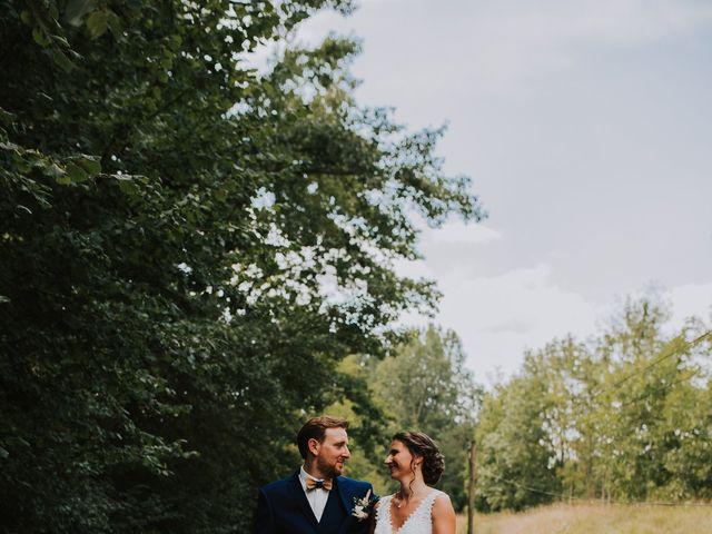 Le mariage de Michael et Victoria-Lynn à Guignicourt, Aisne 25