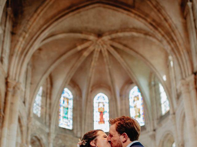 Le mariage de Michael et Victoria-Lynn à Guignicourt, Aisne 44