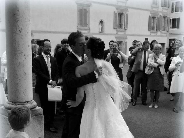 Le mariage de Jean-Marie et Hélène à Thoiry, Ain 6