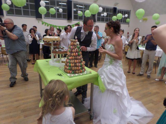 Le mariage de Etienne et Nathalie à Champlitte-la-Ville, Haute-Saône 11