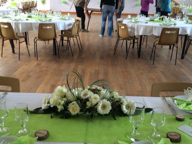 Le mariage de Etienne et Nathalie à Champlitte-la-Ville, Haute-Saône 14
