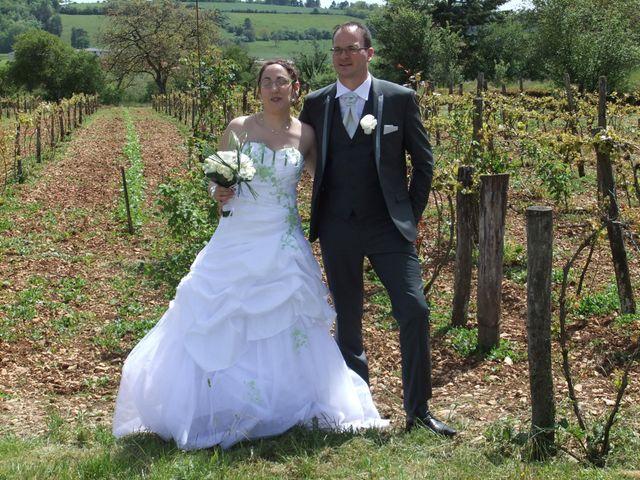 Le mariage de Etienne et Nathalie à Champlitte-la-Ville, Haute-Saône 18