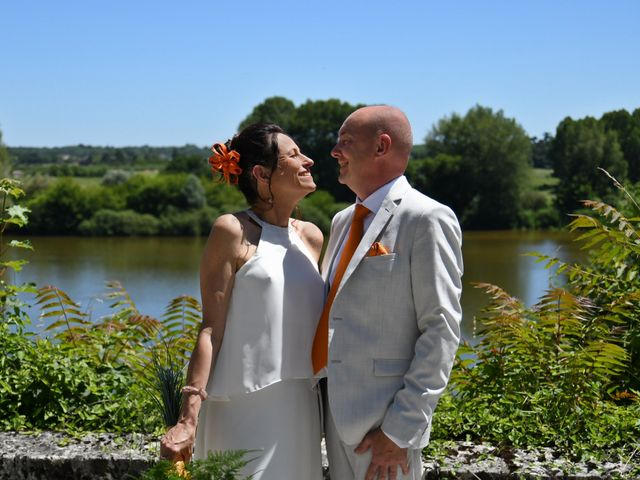 Le mariage de Delphine et Joël