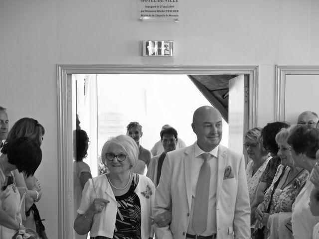 Le mariage de Joël et Delphine à La Chapelle-Saint-Mesmin, Loiret 9
