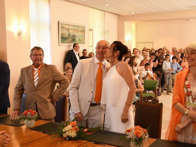Le mariage de Joël et Delphine à La Chapelle-Saint-Mesmin, Loiret 11