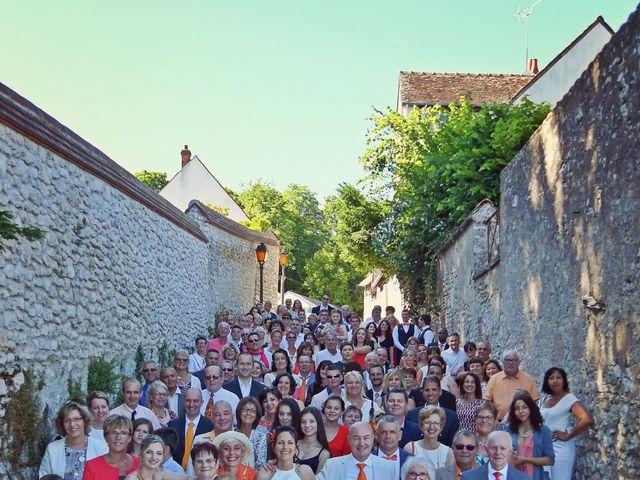 Le mariage de Joël et Delphine à La Chapelle-Saint-Mesmin, Loiret 14