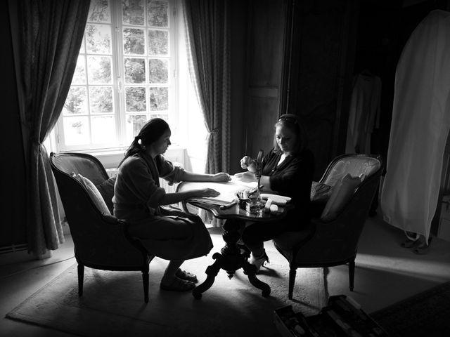 Le mariage de Maxime et Diana à Sainte-Honorine-du-Fay, Calvados 2