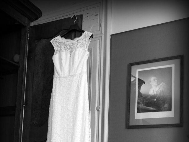 Le mariage de Maxime et Diana à Sainte-Honorine-du-Fay, Calvados 6