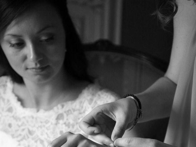 Le mariage de Maxime et Diana à Sainte-Honorine-du-Fay, Calvados 19
