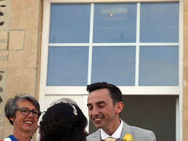 Le mariage de Maxime et Diana à Sainte-Honorine-du-Fay, Calvados 31