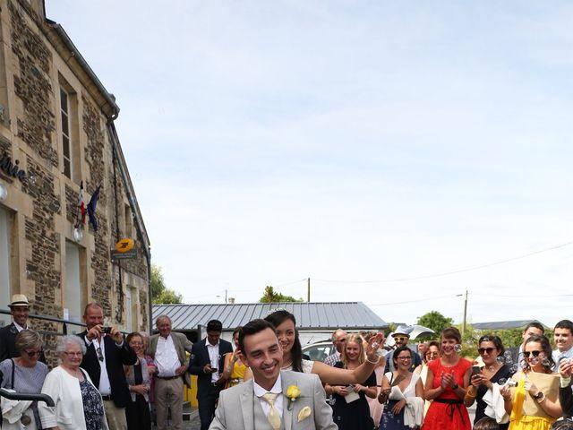 Le mariage de Maxime et Diana à Sainte-Honorine-du-Fay, Calvados 39