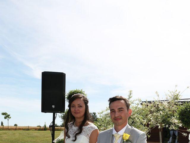 Le mariage de Maxime et Diana à Sainte-Honorine-du-Fay, Calvados 47