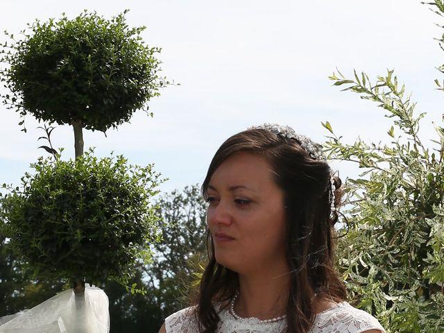 Le mariage de Maxime et Diana à Sainte-Honorine-du-Fay, Calvados 50