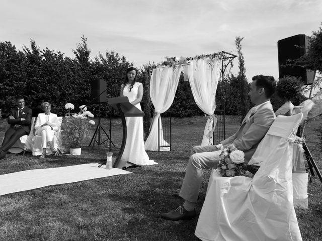 Le mariage de Maxime et Diana à Sainte-Honorine-du-Fay, Calvados 51