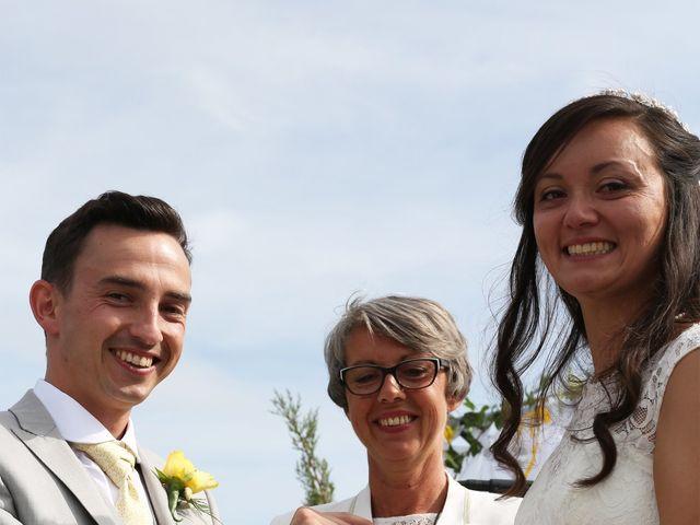Le mariage de Maxime et Diana à Sainte-Honorine-du-Fay, Calvados 53