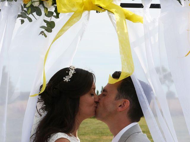 Le mariage de Maxime et Diana à Sainte-Honorine-du-Fay, Calvados 62