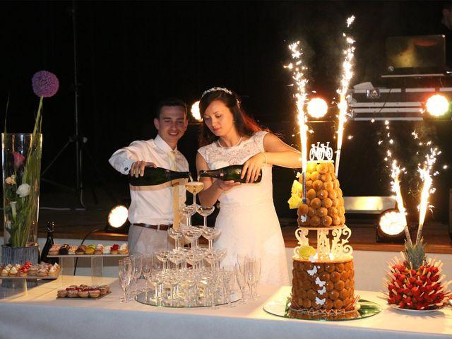 Le mariage de Maxime et Diana à Sainte-Honorine-du-Fay, Calvados 69