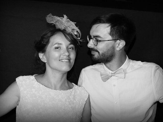 Le mariage de Maxime et Diana à Sainte-Honorine-du-Fay, Calvados 74