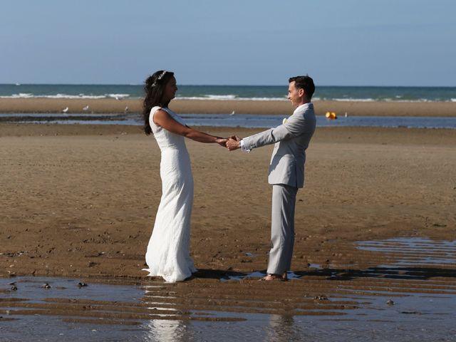 Le mariage de Maxime et Diana à Sainte-Honorine-du-Fay, Calvados 79