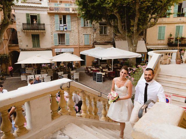 Le mariage de Pierre et Marine à Saint-Paul, Alpes-Maritimes 3