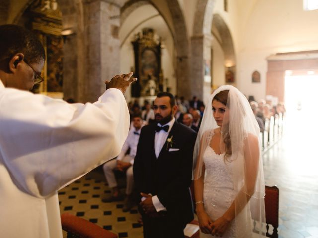 Le mariage de Pierre et Marine à Saint-Paul, Alpes-Maritimes 66