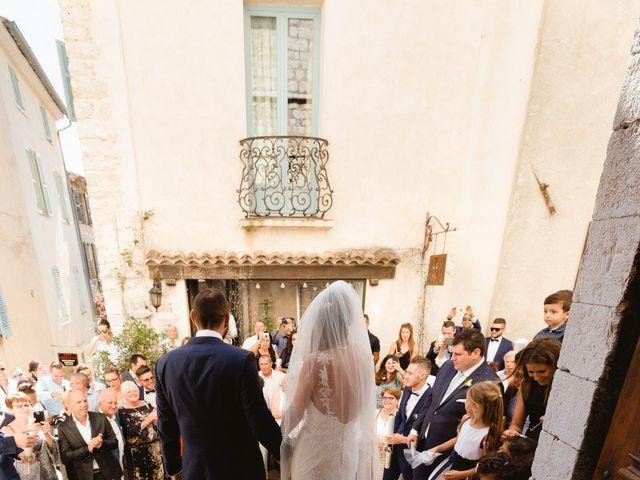 Le mariage de Pierre et Marine à Saint-Paul, Alpes-Maritimes 74